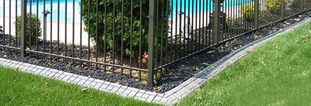 Cardinal Curbing, Concrete edging, landscape company in louisville ky