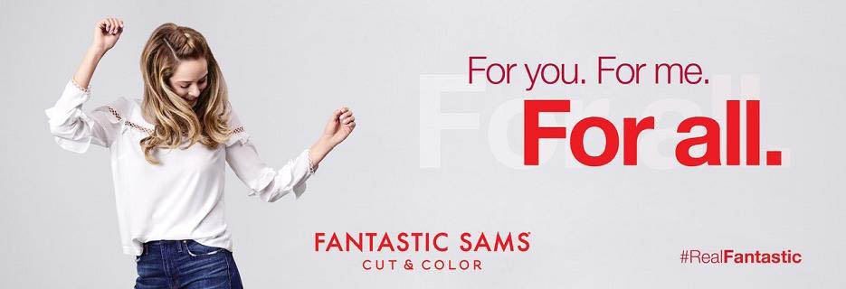 Fantastic Sams Cut & Color in Florida banner