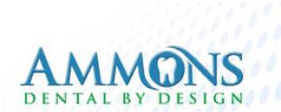 Ammons Dental By Design in South Carolina logo