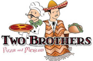 Two Brothers Pizza & Mexican Restaurant Sandwich, MA. Beer, Wine & FREE Wi-Fi