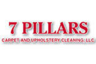 7 Pillars Carpet cleaning and Upholstery Cleaning in Louisville Ky Logo