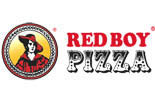 Red Boy Pizza in Petaluma, CA logo