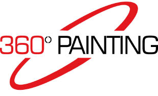 360 PAINTING INTERIOR EXTERIOR HOUSE LOGO