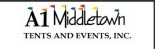 A1 Middletown Tents & Events, Bear, DE, Inflatables, Rentals, Tables, Chairs