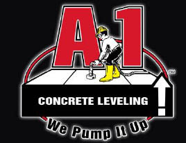 A1 Concrete Leveling in Chesterfield, MO logo