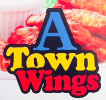 A Town Wings in Newburgh, NY logo
