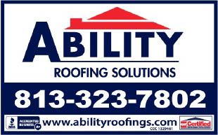 Ability Roofing Solutions logo Tampa, FL