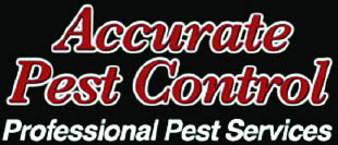 Accurate Pest Control in Landing NJ logo