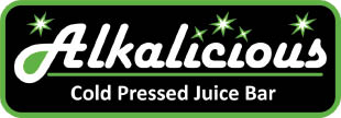 Alkalicious Cold Pressed Juice Bar in Chesapeake, VA logo