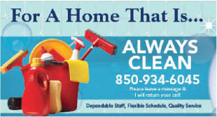 Always Clean in Gulf Breeze, FL logo