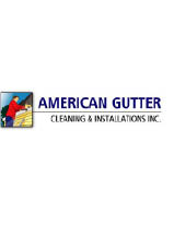 American Gutter Cleaning & Installations in Tewskbury MA logo