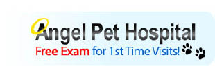 Angel Pet Hospital logo - Edmonds, WA