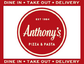 Anthony's Pizza and Pasta Restaurant Logo