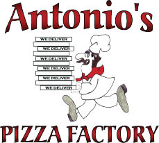 ANTONIO'S PIZZA logo