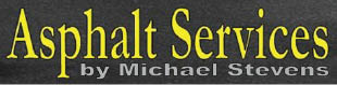Asphalt Services by Michael Stevens logo Orange, CT