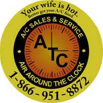 Air Around The Clock 24-7 logo in South Florida