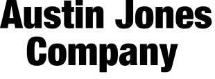 Austin Jones Company serving Austin, TX logo
