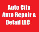 AUTO CITY AUTO REPAIR & DETAIL logo
