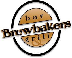 brewbakers bar & grill logo