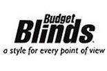 Budget Blinds logo in Hilliard OH