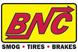 BNC-Full Service Auto Care logo