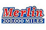 Merlin 200,000 Miles Shop in St. Charles, IL logo