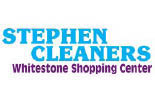 STEPHEN CLEANERS logo