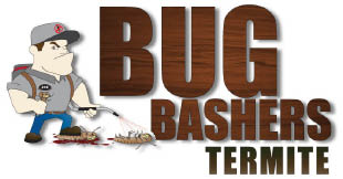 Bug Bashers Termite in California logo