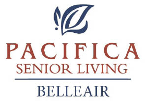 Pacifica Senior Living Belleair in Clearwater FL logo