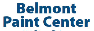 BELMONT PAINT CENTER logo