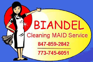 BIANDEL CLEANING CORP logo