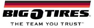 Big O Tires and Service Centers logo Santa Ana, CA.
