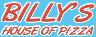 BILLY'S HOUSE OF PIZZA logo