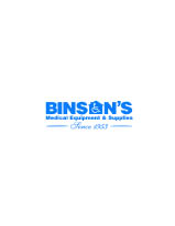 BINSON'S MEDICAL - CENTERLINE logo