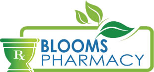 Blooms Pharmacy logo in Livonia, MI