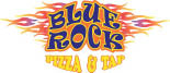 Blue Rock Pizza & Tap in High Point, NC logo