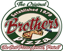 BROTHERS PIZZA DRACUT logo