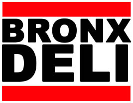 The Bronx Deli logo in Pontiac, MI