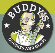 Buddy's Goodies & Glass in Renton, WA logo