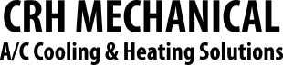 CRH MECHANICAL HVAC logo