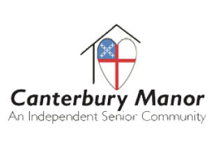 Canterbury Manor logo