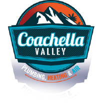 Coachella Valley Plumbing, Heating & Air logo thousand palms, ca