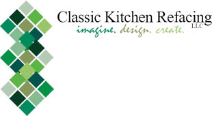 CLASSIC KITCHEN REFACING logo