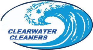 CLEARWATER CLEANERS logo