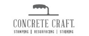 Concrete Craft in Knoxville, TN logo
