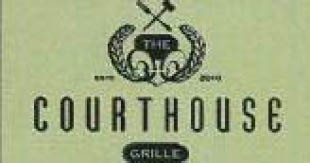 The COURTHOUSE GRILLE logo