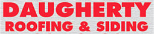 DAUGHERTY ROOFING & SIDING logo