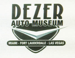 Miami Auto Museum - Dezer Collection. See James Bond,the Batman Collection and much more.