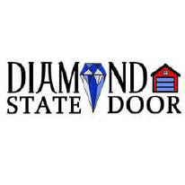 diamond state door, diamond state logo,garage door,garage repair,garage service