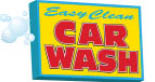 Easy Clean Car Wash logo in Schererville IN
